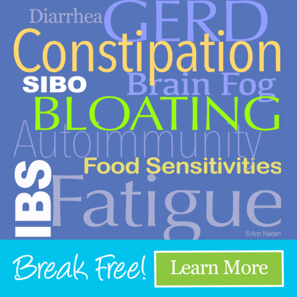 IBS Symptoms Graphic